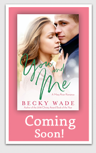 Let It Be Me by Author Becky Wade